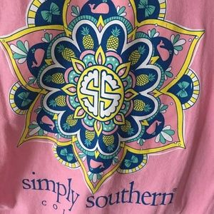 Simply Southern Tee Shirt size Large